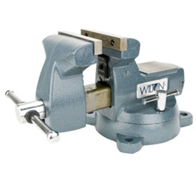 Wilton Mechanic's Vise with Swivel Base