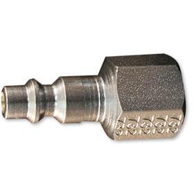 "Milton 3/8"" FNPT M Style Plug - S-732"