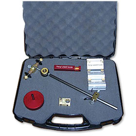 PowerWeld Wizard Burning Guides Tool Case - 8910