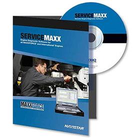 NEXIQ Navistar® Servicemaxx Engine Diagnostic Software - 828009