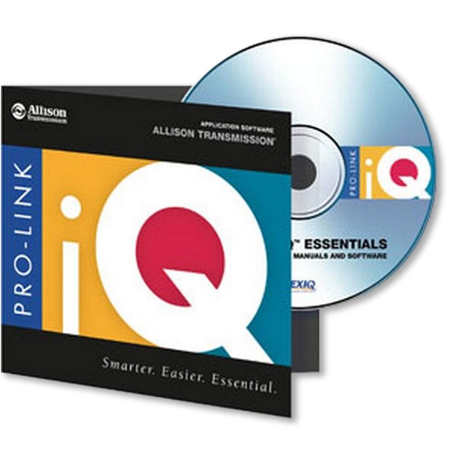 NEXIQ Pro-Link iQ™ Detroit Diesel Suite (6, 10, 13) Software - 883018