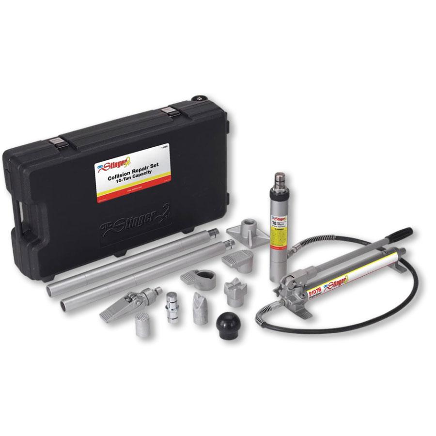 OTC 4-Ton Stinger Collision Repair Kit - 1513B