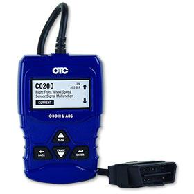 OTC OBD II and ABD Scan Tool - 3208