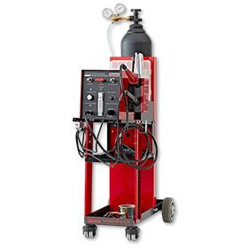 Polyvance Nitro Fuzer Lite Nitrogen Plastic Welder w/ Cart - 8002