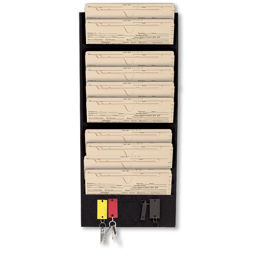 PROLific Repair Order Rack with Key Hanger