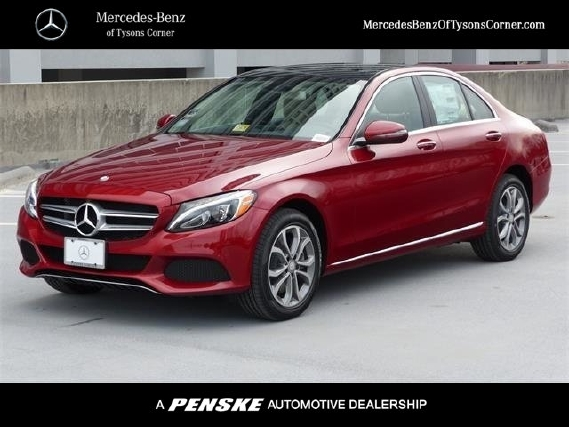 Exceptional 2017 Mercedes Benz C CLASS