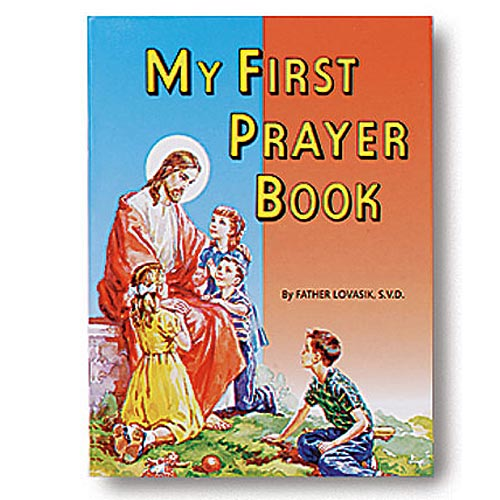 St. Joseph Picture Book - My First Prayer Book -10/pk