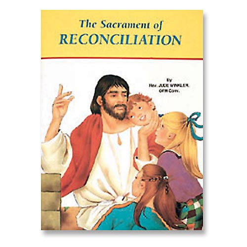 St. Joseph Picture Book - The Sacrament of Reconciliation