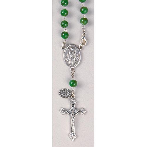 St Patrick Auto Rosary
