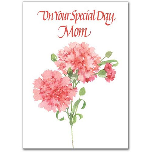 Card - On Your Special Day, Mom