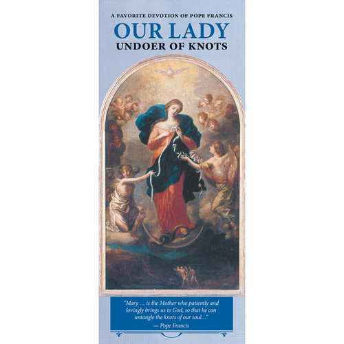 Our Lady Undoer of Knots Package of 50