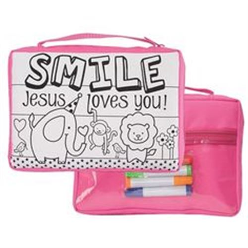 Smile Bible Case For Kids