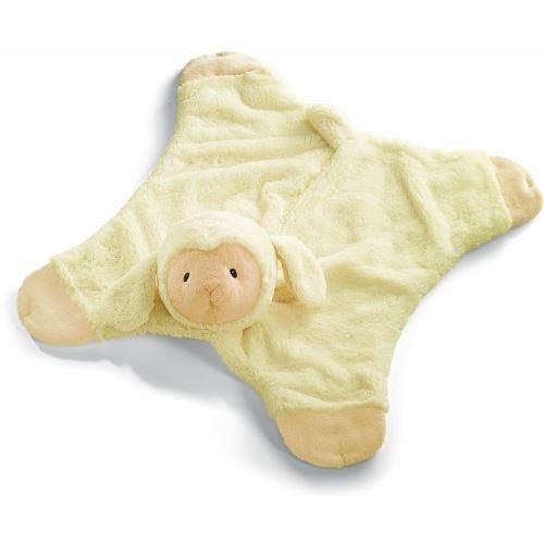 Lopsy Lamb Comfy Cozy Baby Blanket