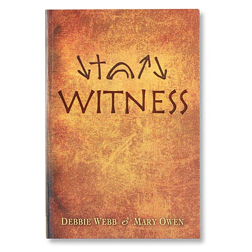 Witness Book, 124 Pages