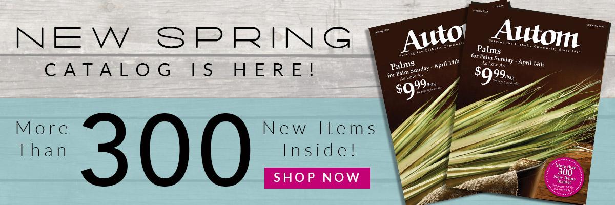 Autom Spring 2019 Catalog