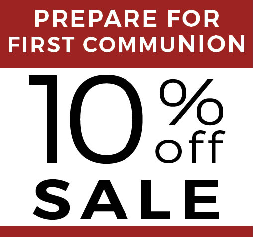 First Communion 10% Off