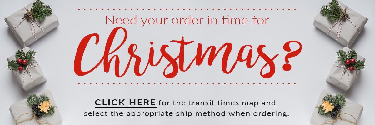 Autom Christmas Shipping