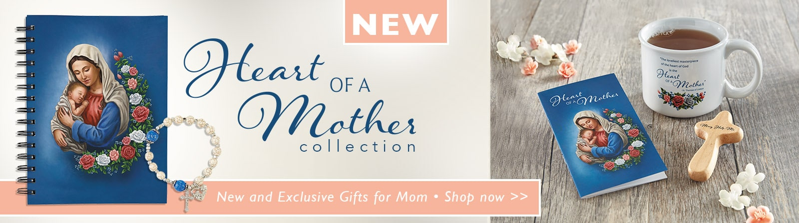 New Heart of a Mother Collection