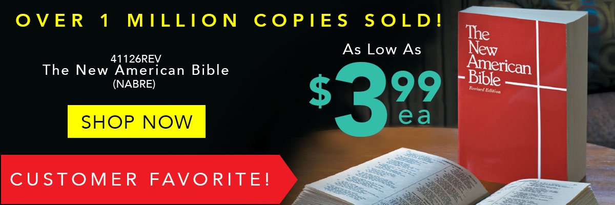 Customer Favorite Bible as low as $3.99 each - Shop Now