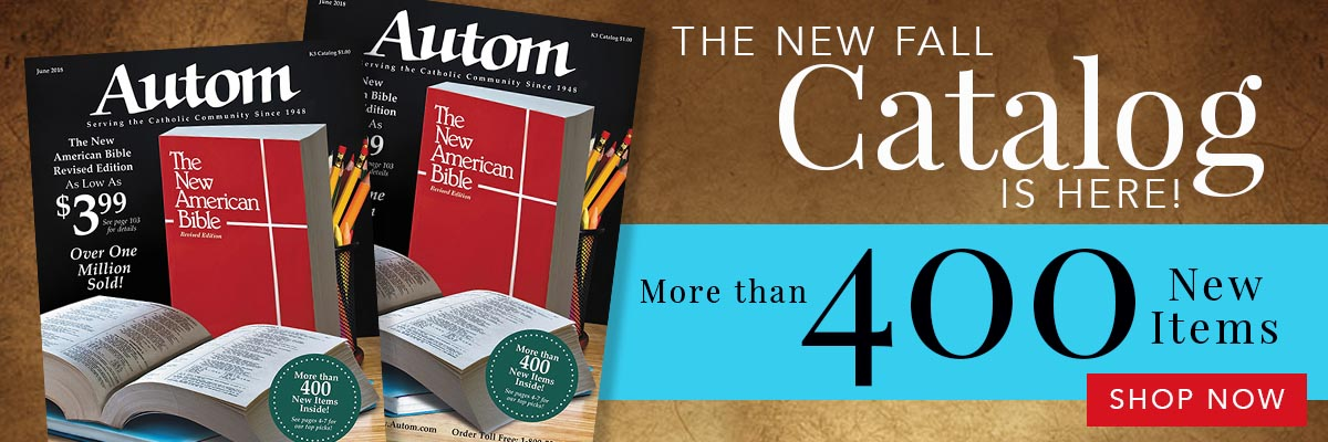 The New Fall Catalog is here. More than 400 New items!