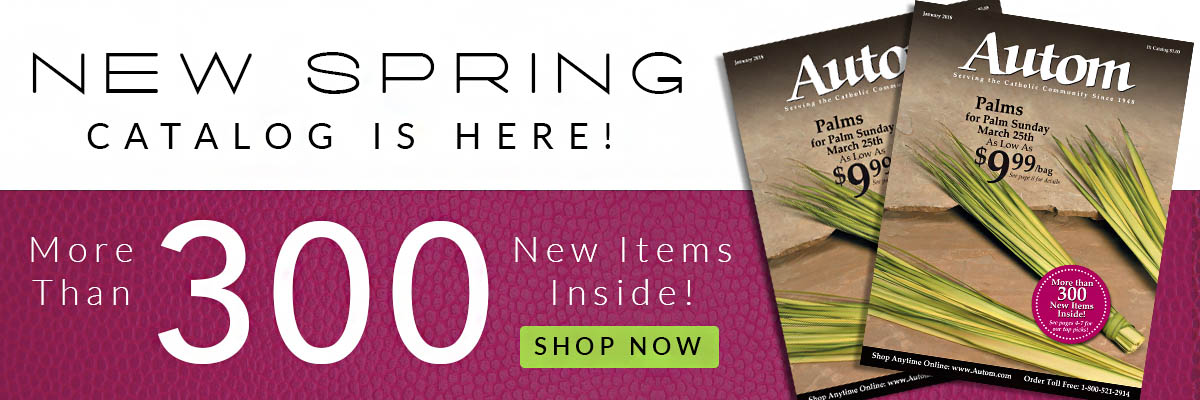 The New Catalog is Here! Shop from over 300 new items!