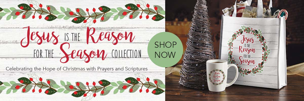 Prayer Cubes™- Browse our Jesus is the Reason for the Season Collection.