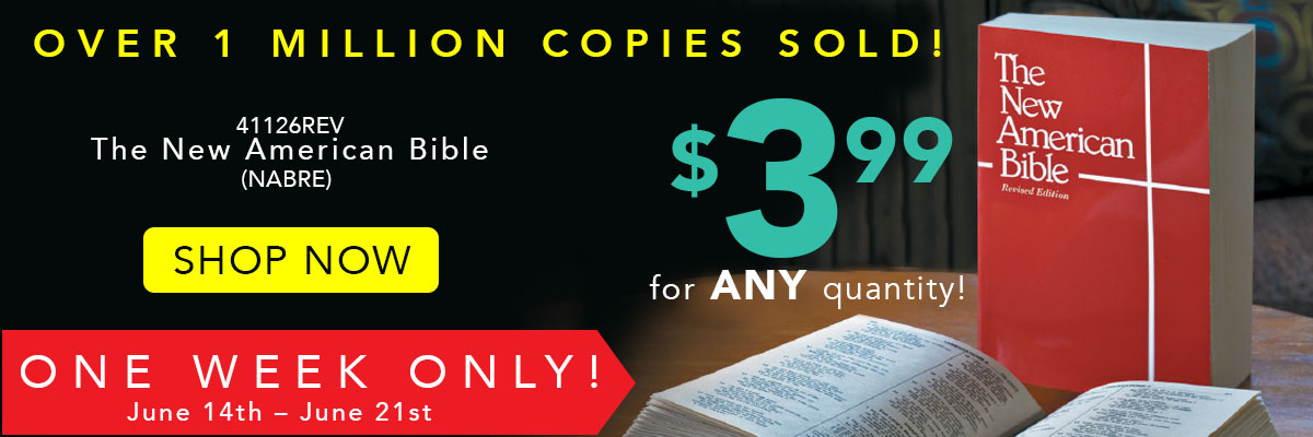The New American Standard Bible on sale now!