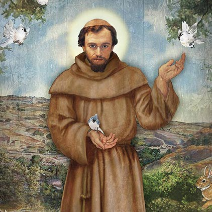 Devotion to St. Francis