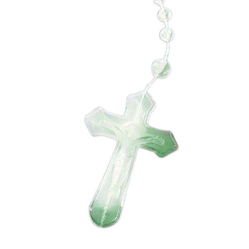 Luminous Cord Rosary - 100/pk