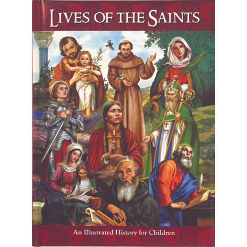 Lives of the Saints for Children