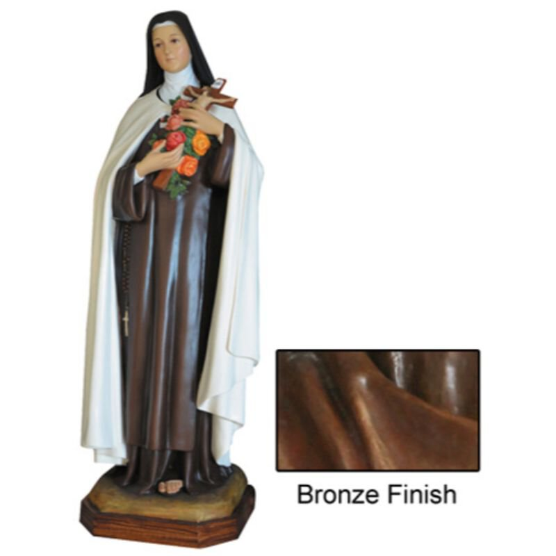 St. Theresa - Bronze
