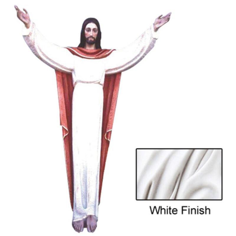 Risen Christ - White