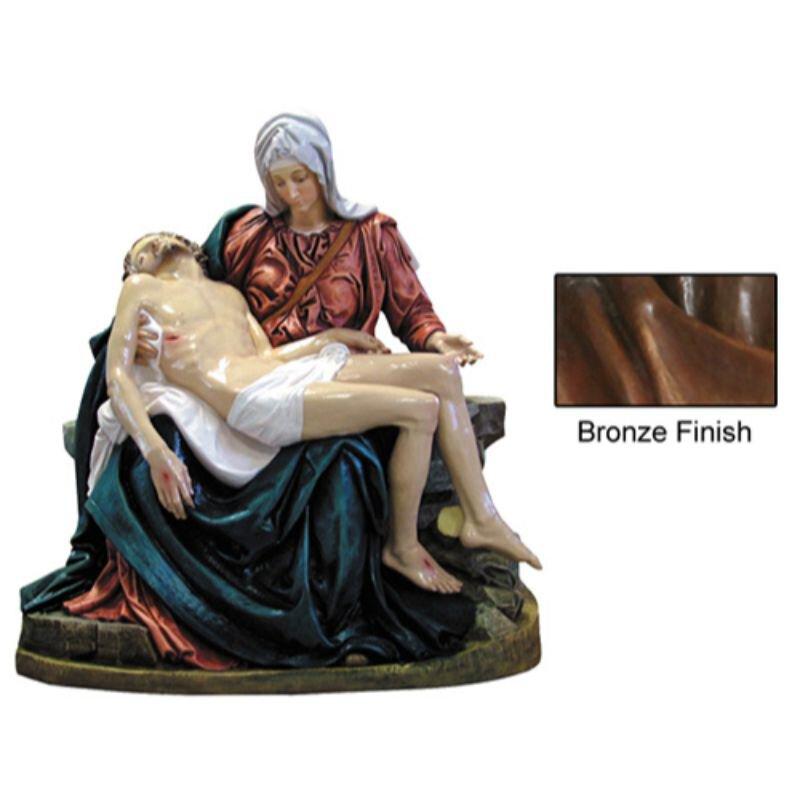 "48"" Pieta Statue - Bronze"