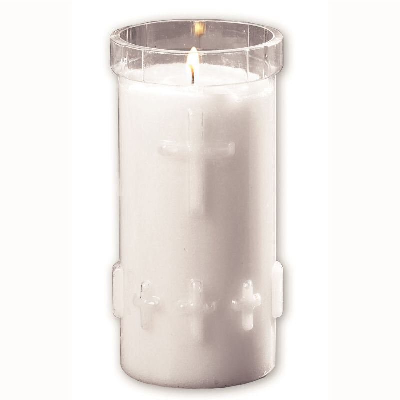 4 to 5-Day Prayerlights Candles - 12/cs