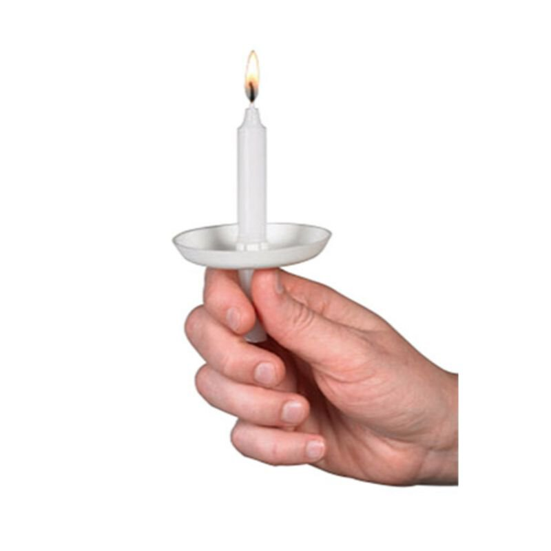 Will & Baumer® Candlelight Service Kit with Moulded Bobeches - 50/bx
