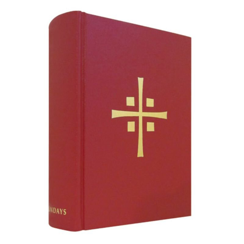 Lectionary - Sunday Masses Chapel Edition Volume 1