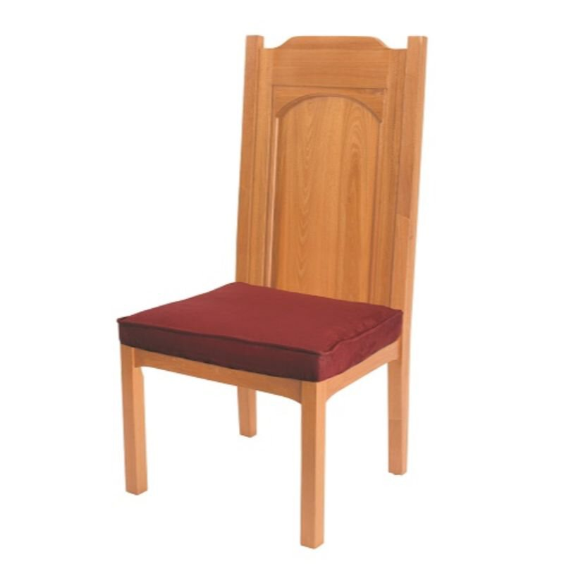 Abbey Collection Side Chair - Medium Oak Stain