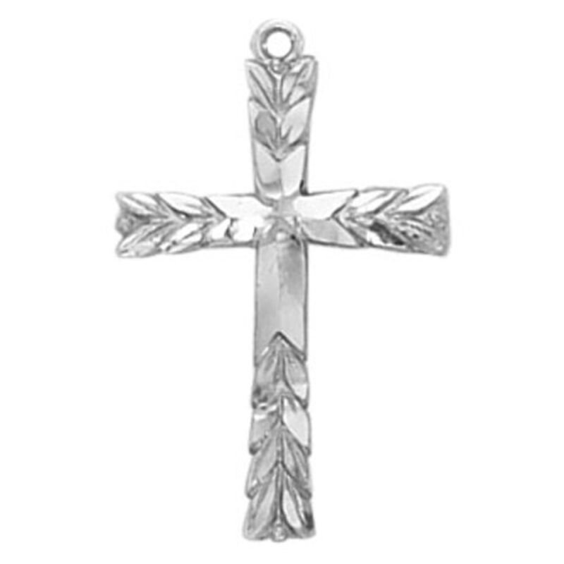 Creed® Heritage Collection Faceted Cross