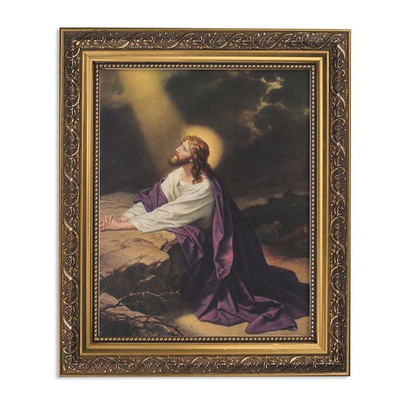 Gethsemane Framed Print