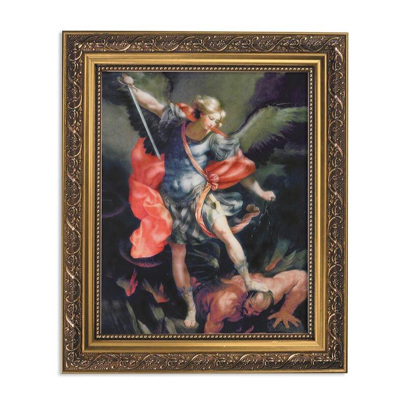 Reni: Saint Michael Framed Print