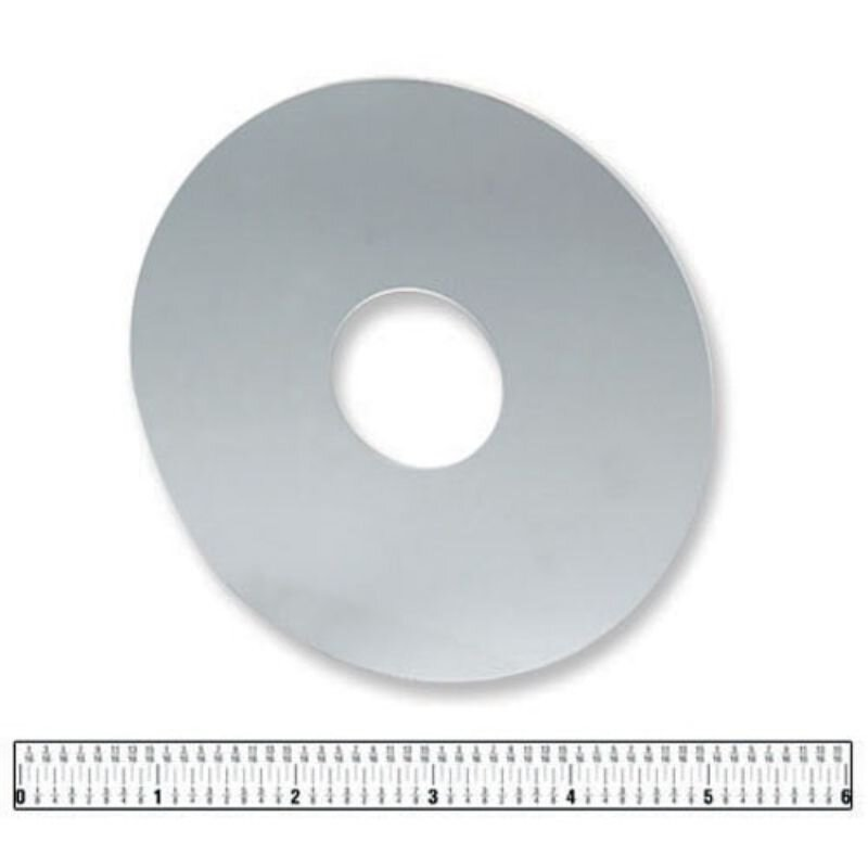 """4"""" Dia Standard Plexiglass Wax Protector"""