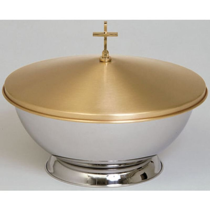 Bowl with Base for Baptismal Font