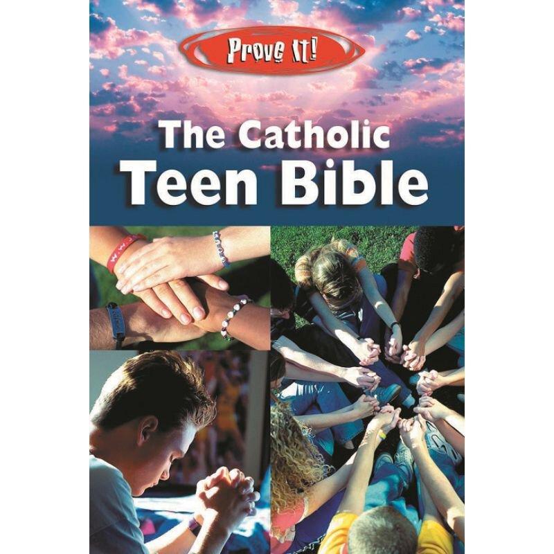 Prove It! Catholic Teen Bible
