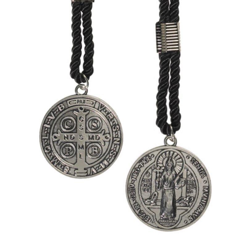 St. Benedict Door Hang Medal - 6/pk