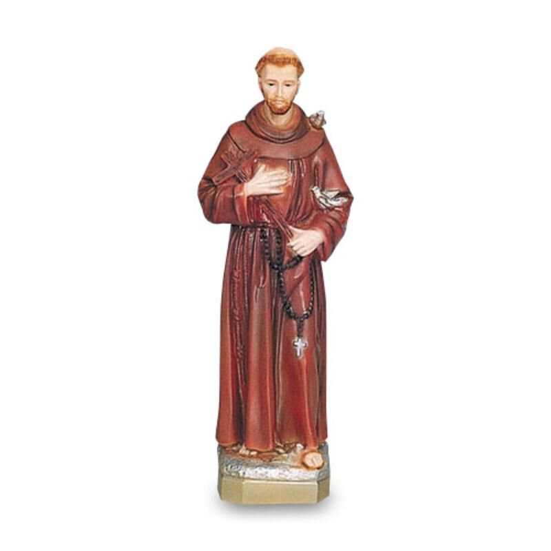 "24"" St Francis Statue"