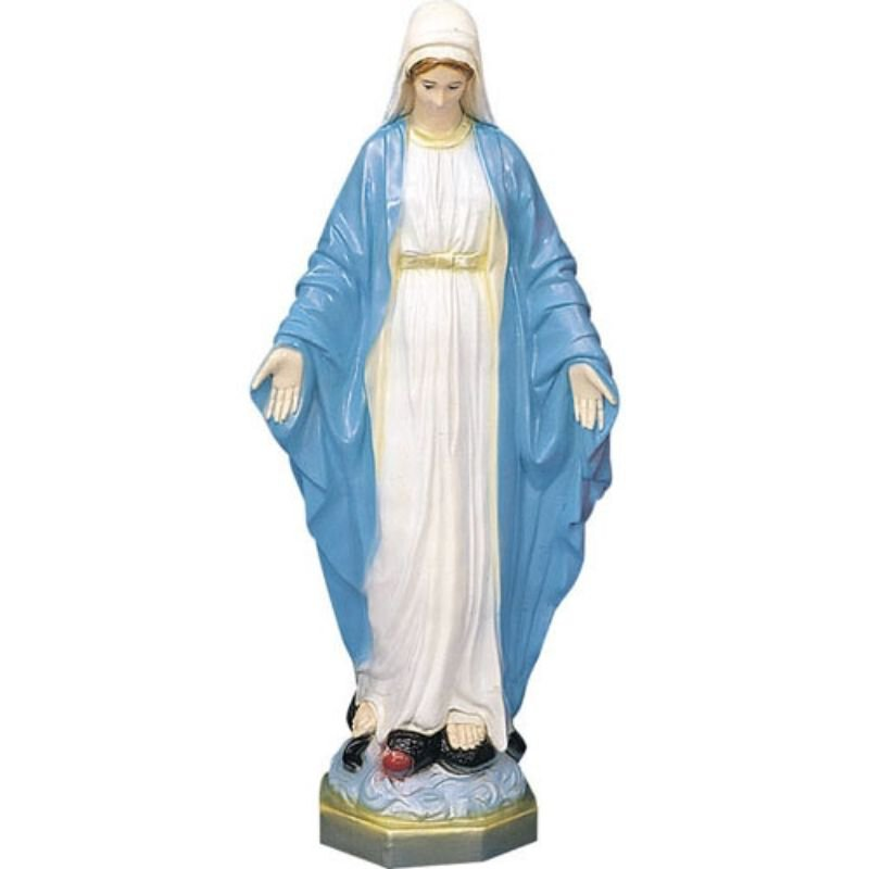 "32"" Our Lady Of Grace Statue"