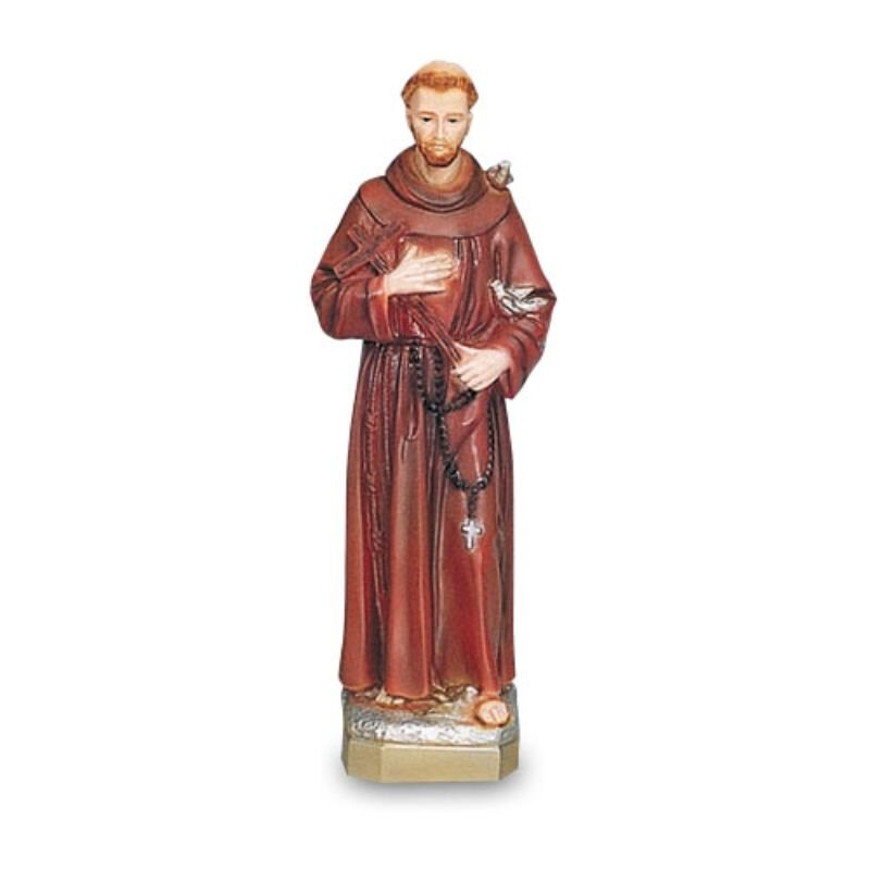 "32"" St Francis Statue"