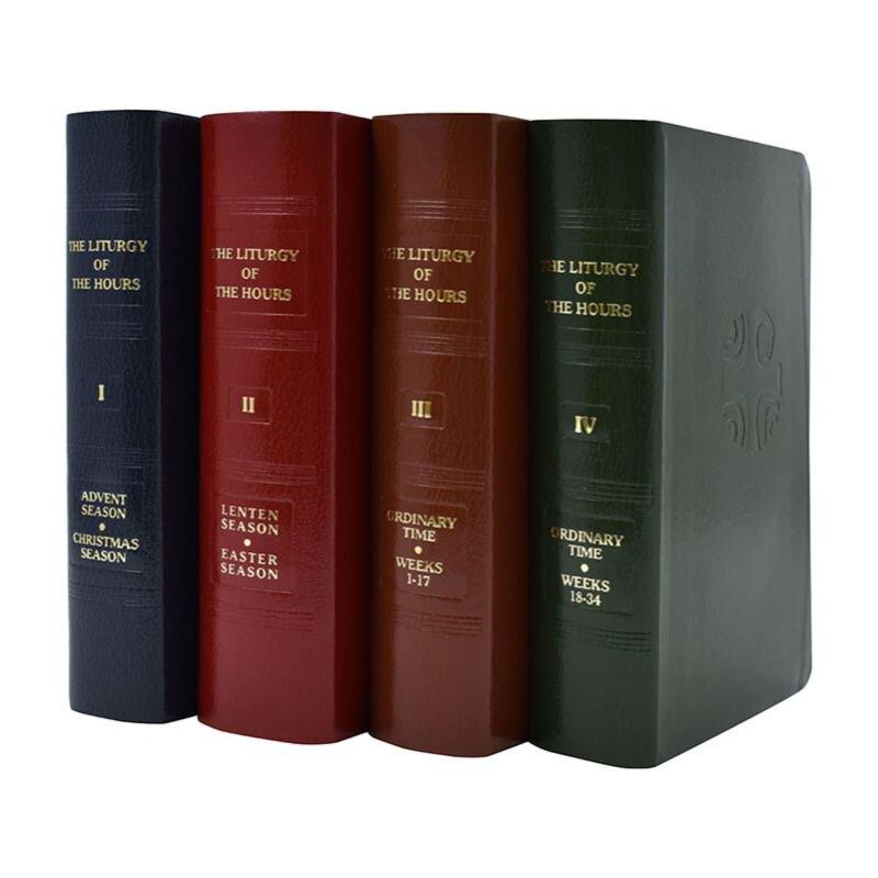 Liturgy of the Hours - 4 Volume Set