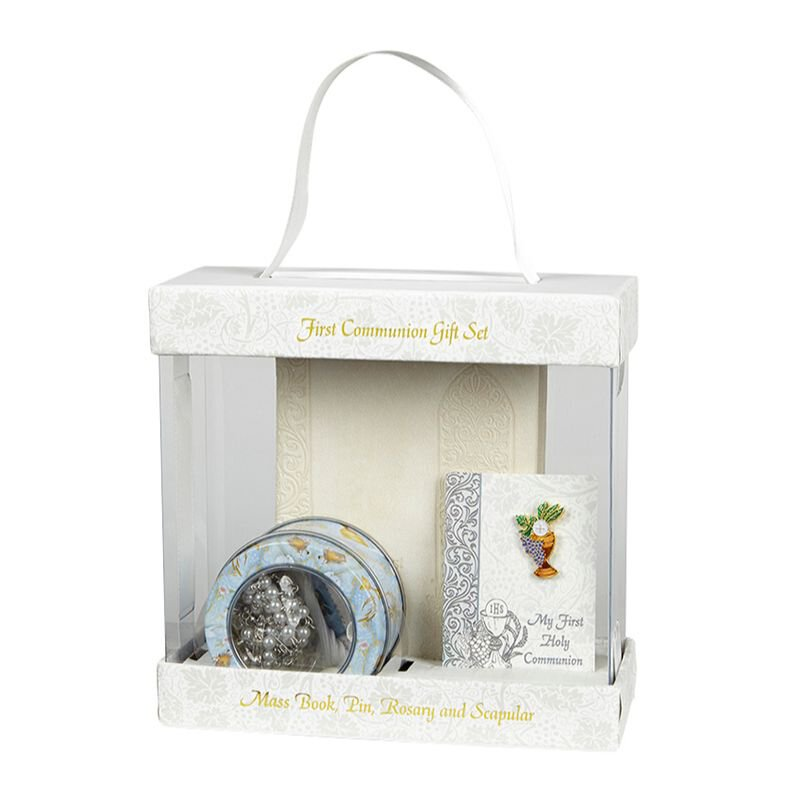 Everlasting First Communion Gift Set - 4/pk