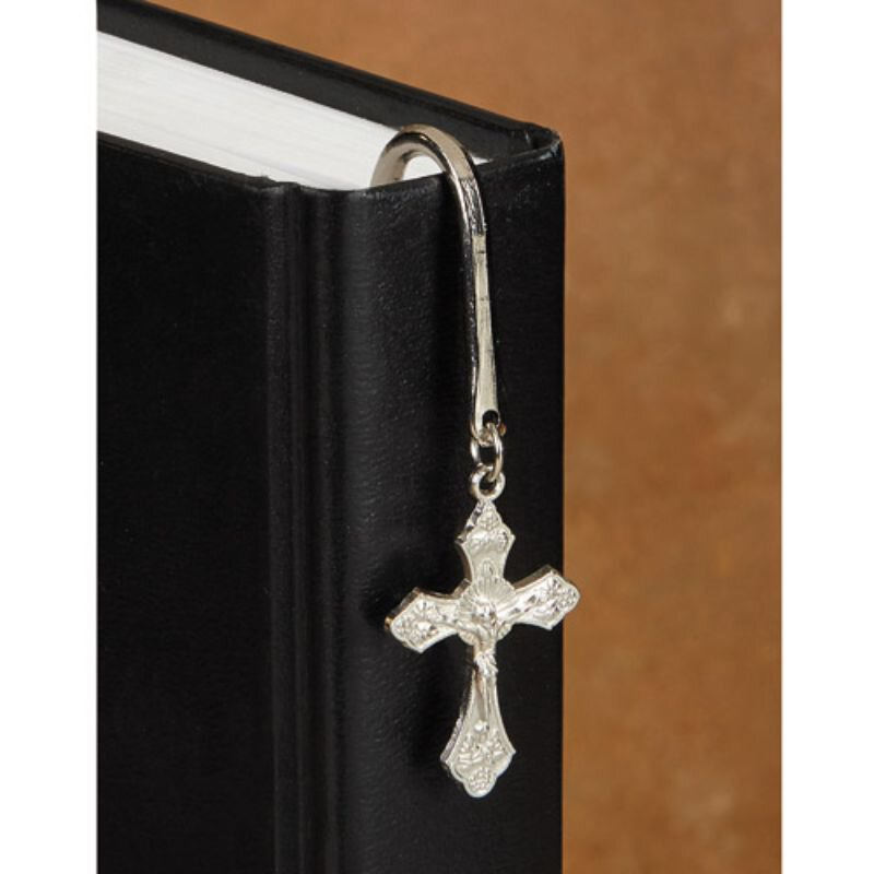 Crucifix Bookmark - 12/pk